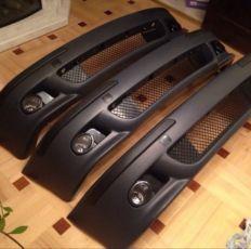 Бампер М бампер BMW E39 бмв е39 тюнинг губа елерон сплиттер сплитер