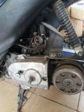 Двигатель Suzuki Lets 2 без пробега по Украине