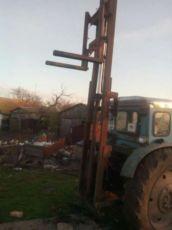 Продам погрузчик вилочный кара на заднюю навеску трактора,