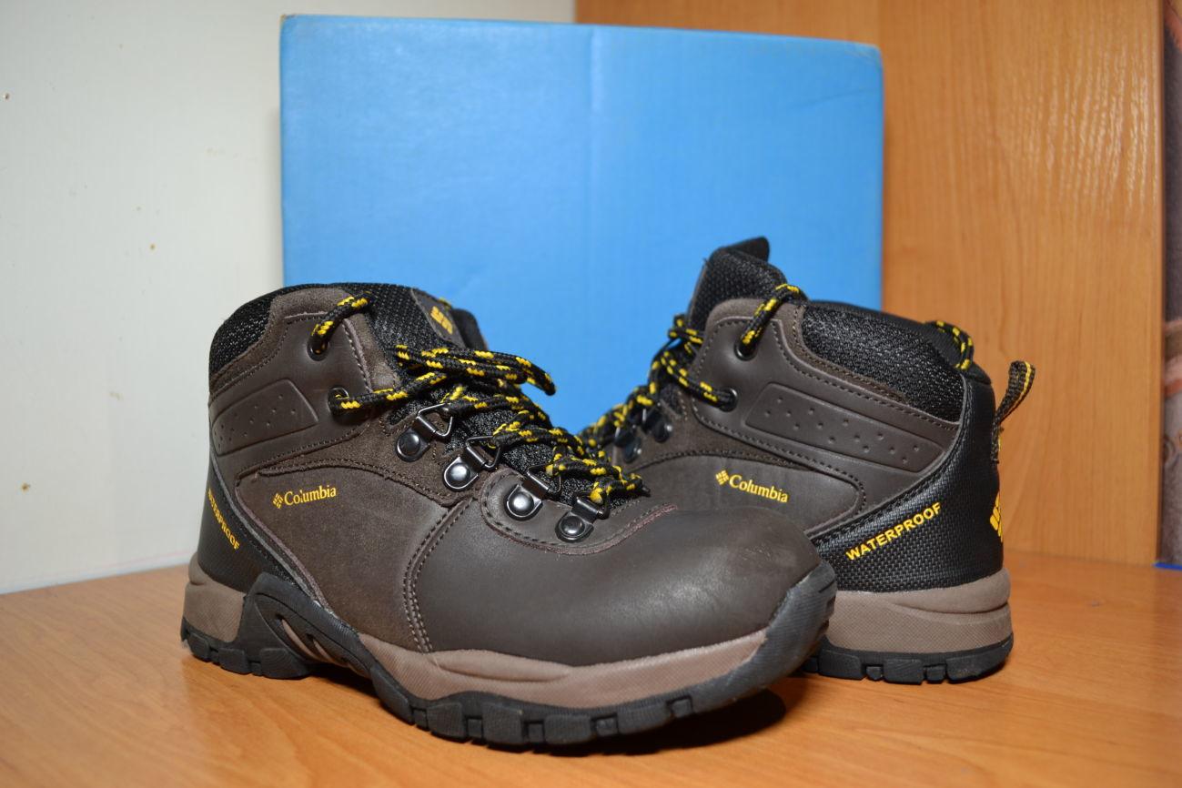 Ботинки Columbia youth newton ridge осень-зима 36 размер  500 грн ... a92927ee8d