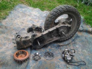скутер мотор, карбюратор GY6 139qmb, 157qmj.