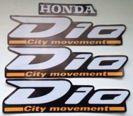 Наклейки Honda DIO 34-35