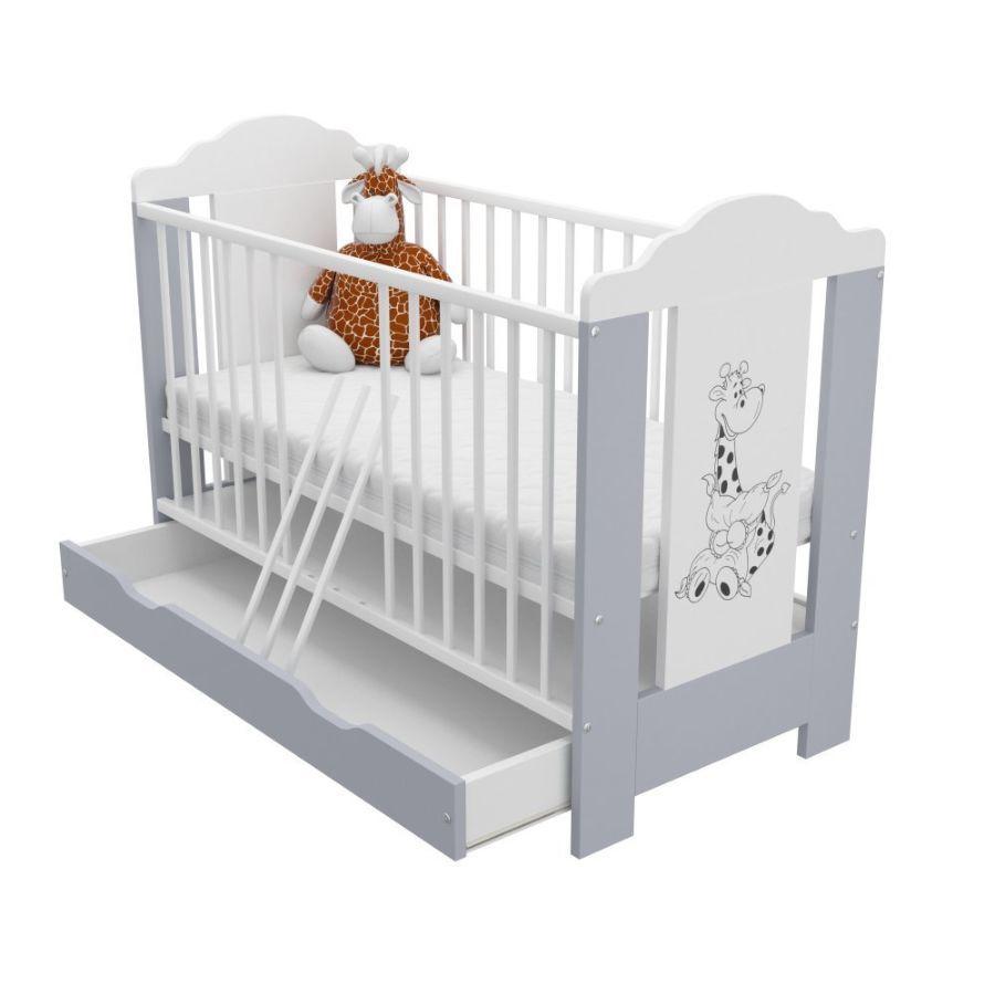 Кроватка для самых маленьких, доступная цена.