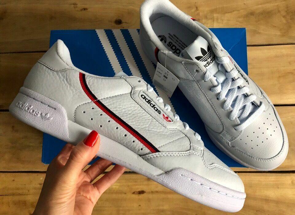 09bfde78 Купить сейчас - Кроссовки Adidas Continental 80 оригинал: 2 400 грн ...