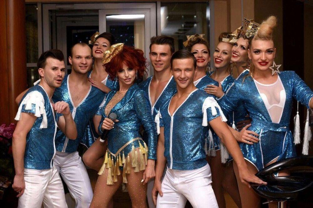 Купить танцевальные костюмы для шоу балета
