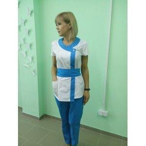 Медицинские (хирургические) халаты под заказ