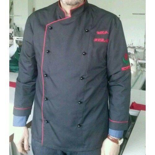 Пошив униформы для повара — китель повара