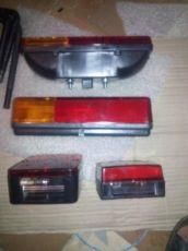 Фонарь задний на трактор, минитрактор, легковой прицеп, тракторный 2