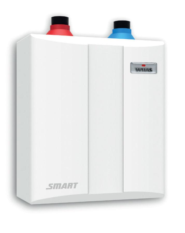 Проточный водонагреватель Wijas ( ВИЯС) серия Smart 5.5 (5.5 кВт)