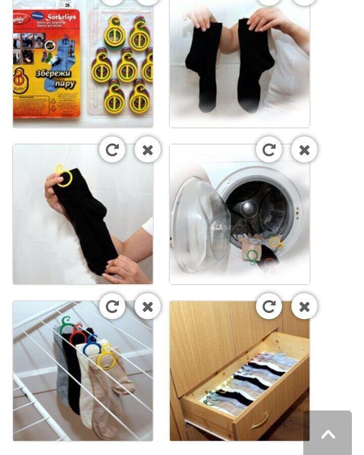Для стирки, сушки и хранения многоразовые клипсы прищепки для носков