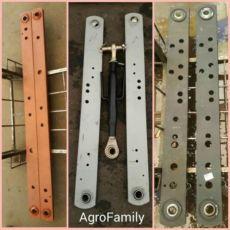 Продольная тяга (лыжа, планка, удлинитель) навеска ЮМЗ, МТЗ, Т25, Т40