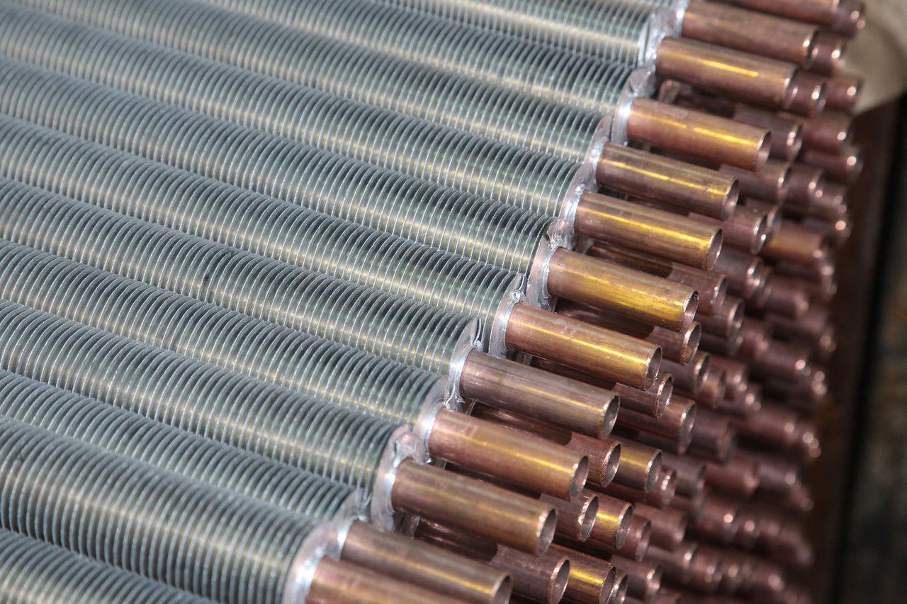 Труба электросварная оребренная 16мм