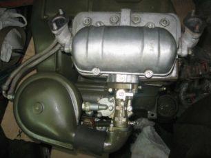 Двигатель УД-25, СК-12 без магнето Аб-4, Т-012