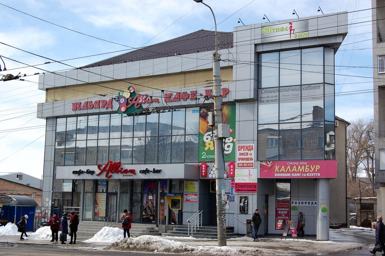 fa6b35fb96c552 Оренда офіса, Грушевського, 2К р-н АС