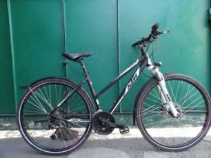 Велосипед KTM AVENZA CROSS DISC б\у из Германии