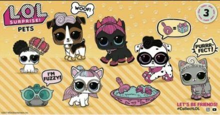 РАСПРОДАЖА! Кошка, собачка, хомяк, животные Лол lol pets