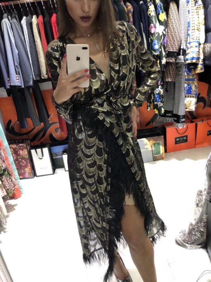 Платье Gucci вечернее