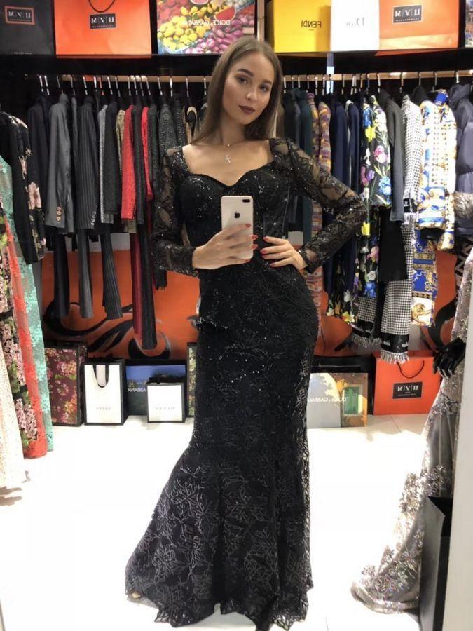 Платье Dolce & Gabbana вечернее