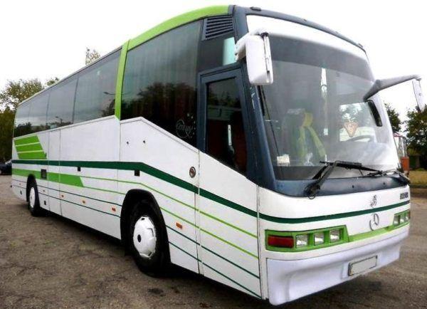 Аренда пассажирского транспорта в Полтаве