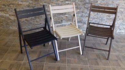 Складные стулья ЛОРЕ
