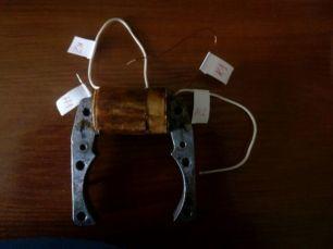 Катушка (подкова) для электронного зажигания для двигателей Д6, Д8