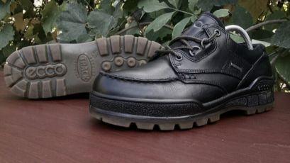 Легендарные Ecco Track ІІ (gore-tex) туфли осень (26.5см) ботинки