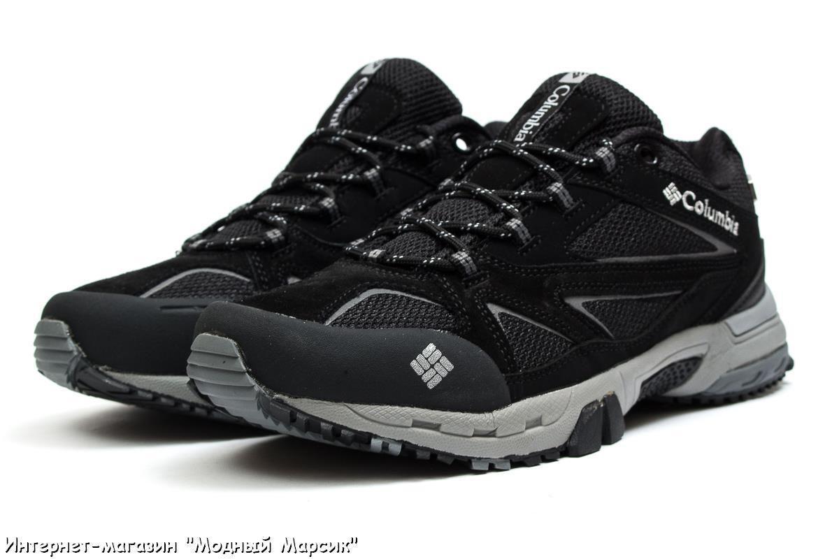 d21104c9 Красивые мужские кроссовки Коламбия Columbia, черные, р 41-45, AF14691