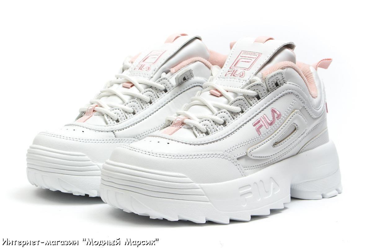 Модные женские кроссовки Fila Crossover Jet Фила, р 36-41, AF14632 ... c2d250ab9e6