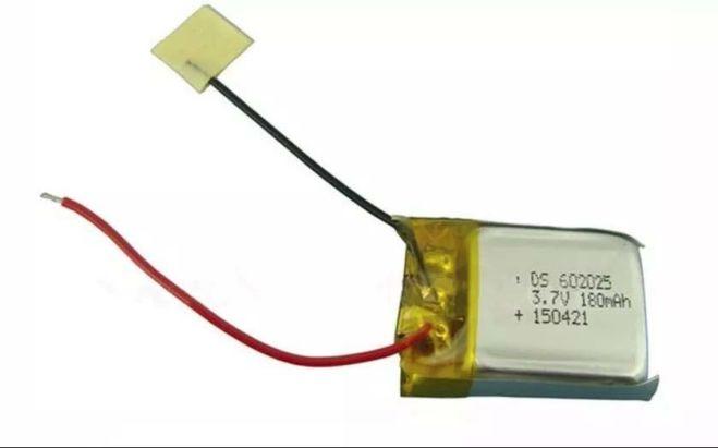 Аккумулятор Lipo 3.7 В 180 мАч Li-pol для вертолетов и плееров MP3