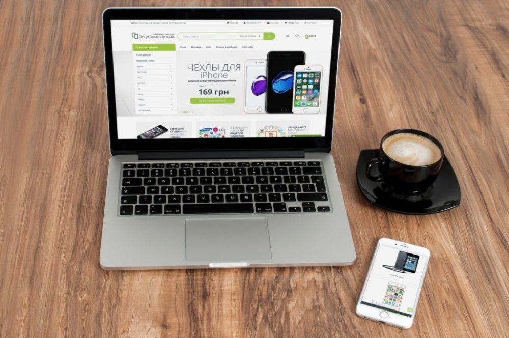 88403a41723 Готовый бизнес. Интернет магазин чехлов для телефонов  10 000 грн ...