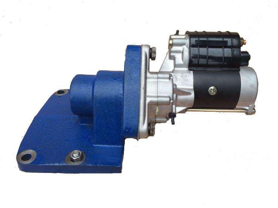 Комплект переоборудования с ПД-10, П-350 на стартер (МТЗ-80, ЮМЗ-6)