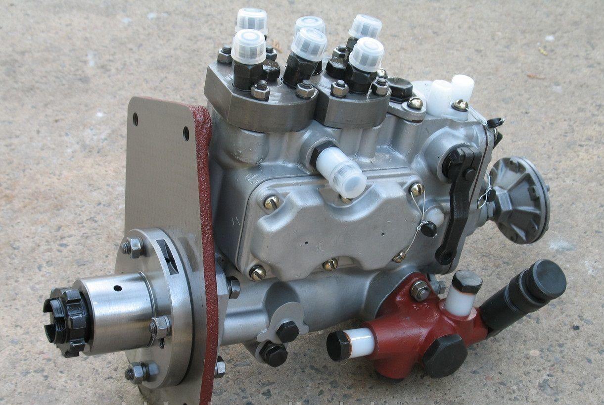 Топливный насос ТНВД Дон-1500 (СМД-31) 581.1111004 (-10)  пучковый