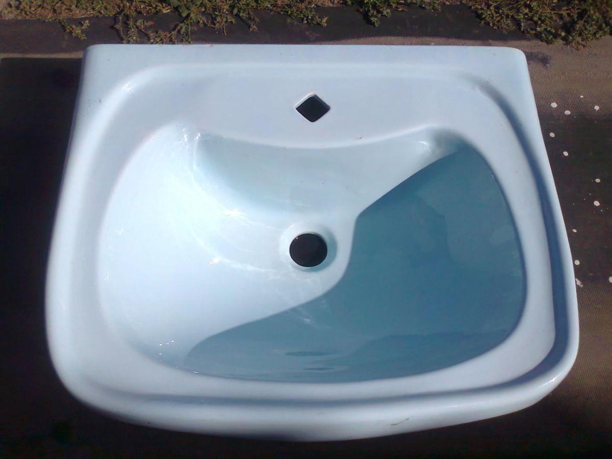 Новая раковина 50x40 для ванной комнаты пр-ва ссср.