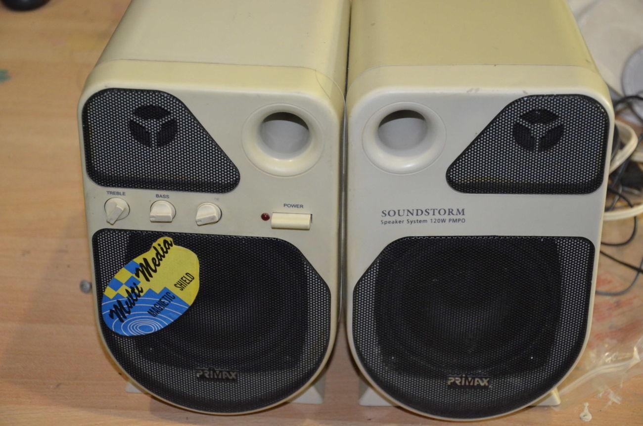 Колонки Primax Soundstorm 120W
