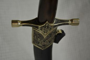 Козацька шабля, модель