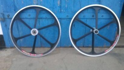 Литые диски велосипед D 26