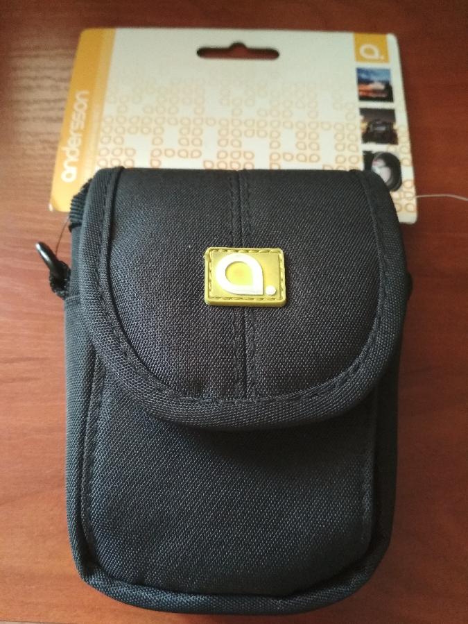 3ab52d0804d6 Новая сумка-чехол для фото и видео камеры Andersson(Швеция): 50 грн ...