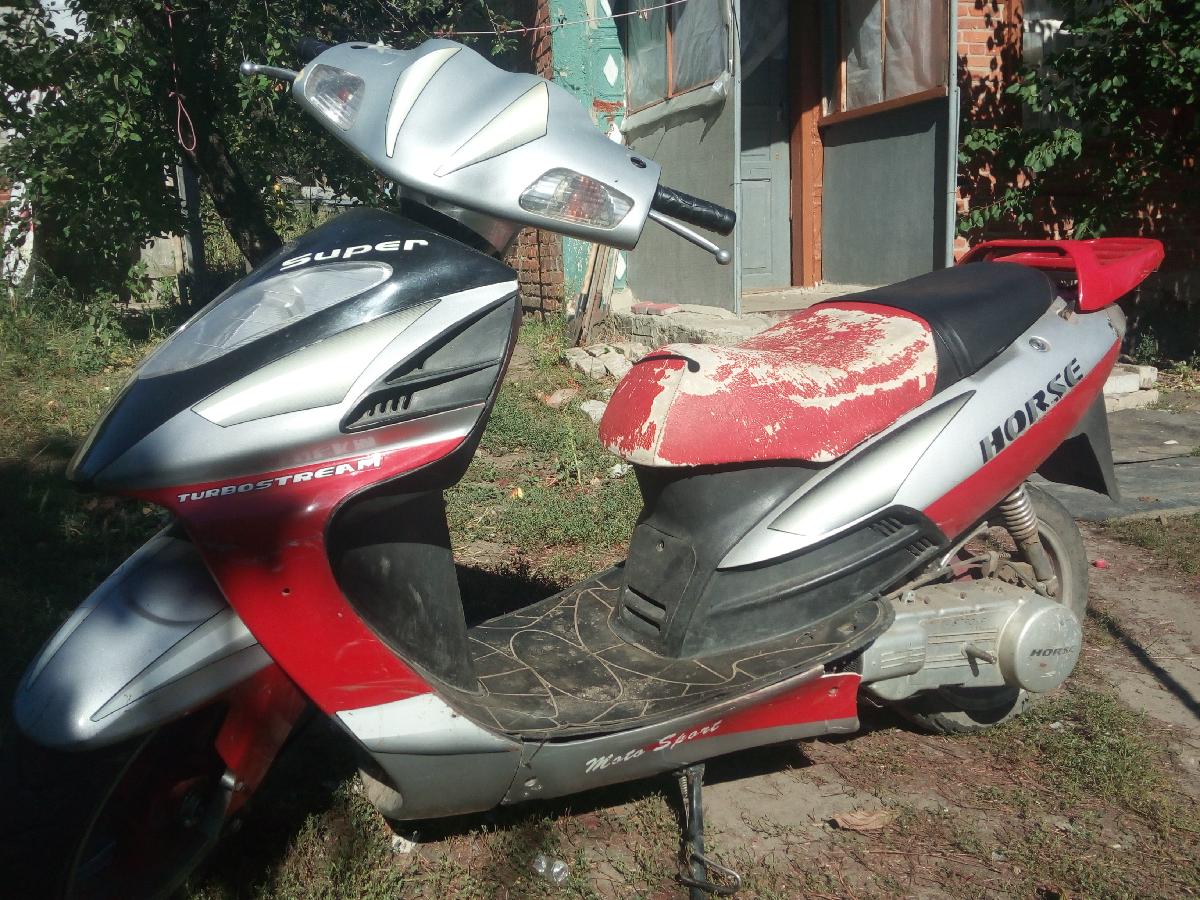 Срочно продам скутер