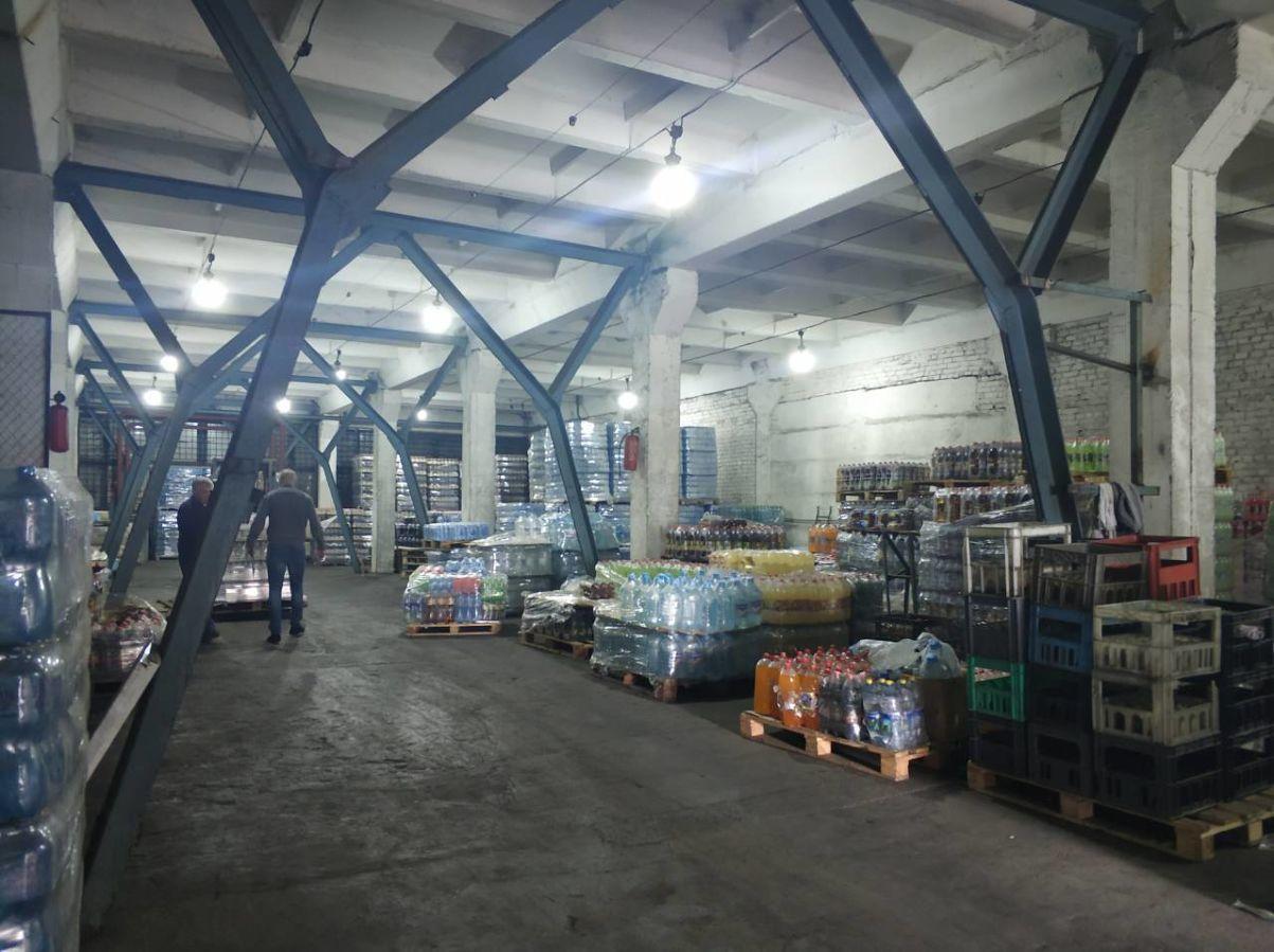 Сдам склад с рампой (1500-3000 кв.м.) на Героев Сталинграда