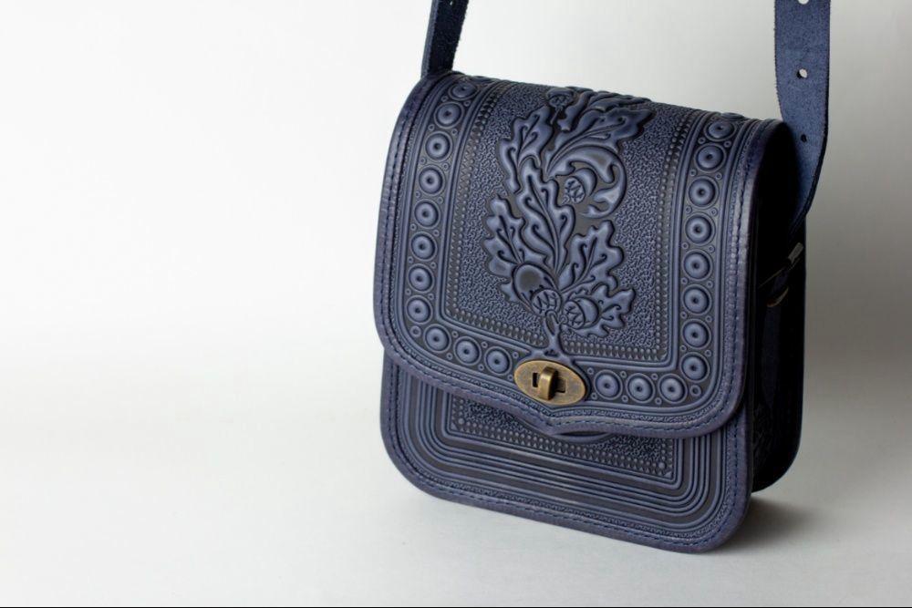 ae69e9456737 Шкіряна сумка ручної роботи, кожаная сумка ручной работы: 1 499 грн ...