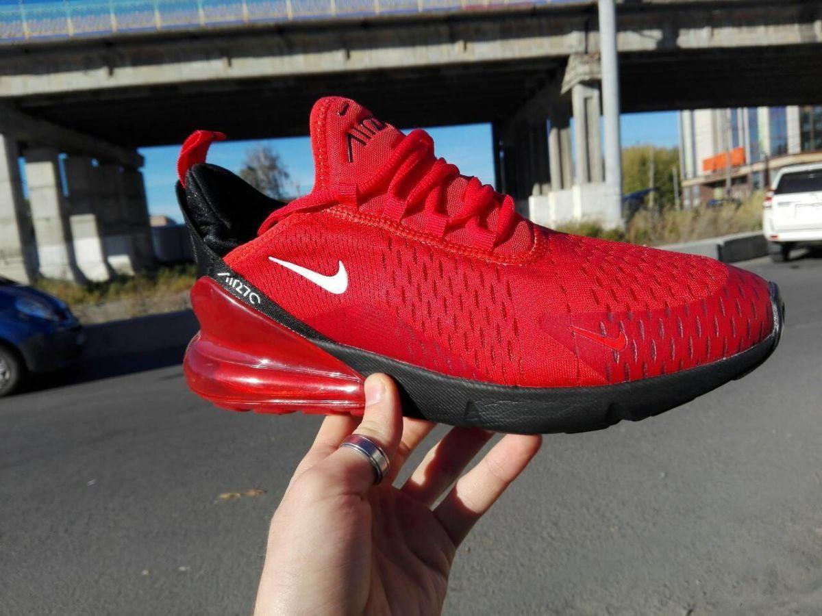 c4d78bdf Купить сейчас - Nike Air Max 270 Red Black: 1 369 грн. - Спортивная ...