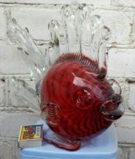 Рыба (гутное стекло)