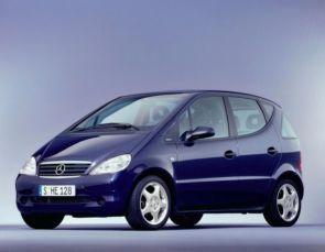 Продам двигун до Мерседес Бенс а класу Mercedes Benz a class 1.6 бензи