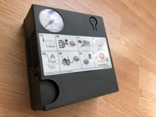Компрессор для подкачки шин , колес б насос (VW 5N0 012 615 C)