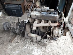 Продам двигатель JAC 1020