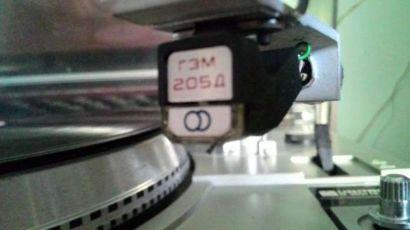 ГЗМ-205 для Арктур-006, Эстония-008, Radiotehnika-001 Электроника-017