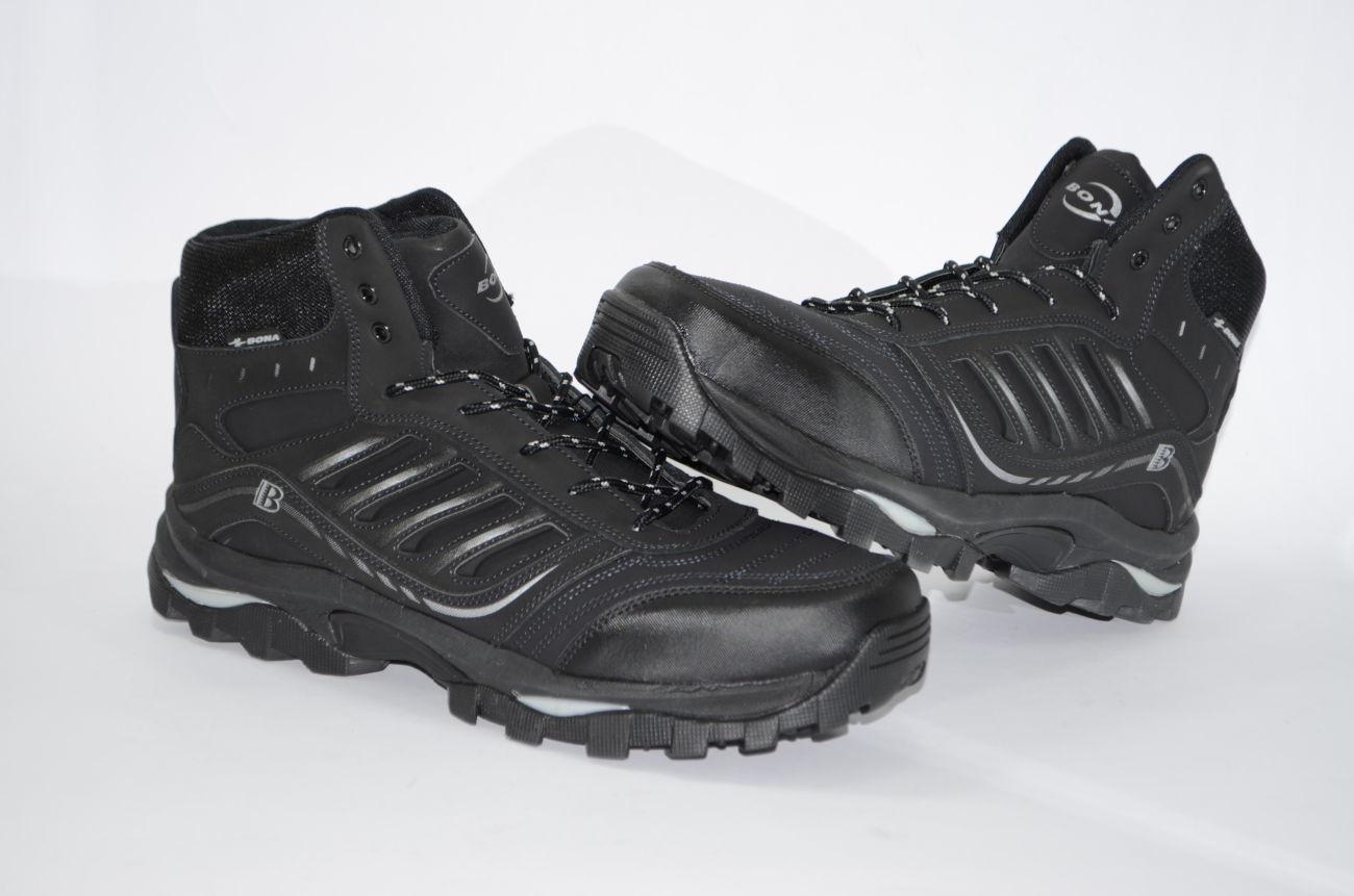Мужские зимние ботинки.Bona 6eff6e91b8864
