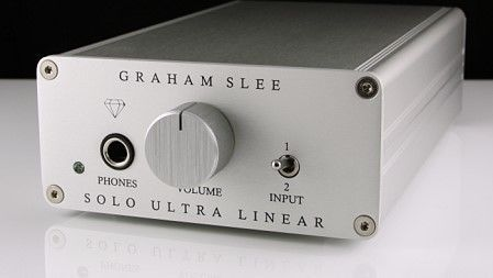 Усилитель для наушников Graham Slee Solo ( Graham Slee Solo SRG II )