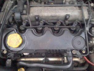 Двигатель мотор Opel Vectra C 1.9 CDTI Z19DT