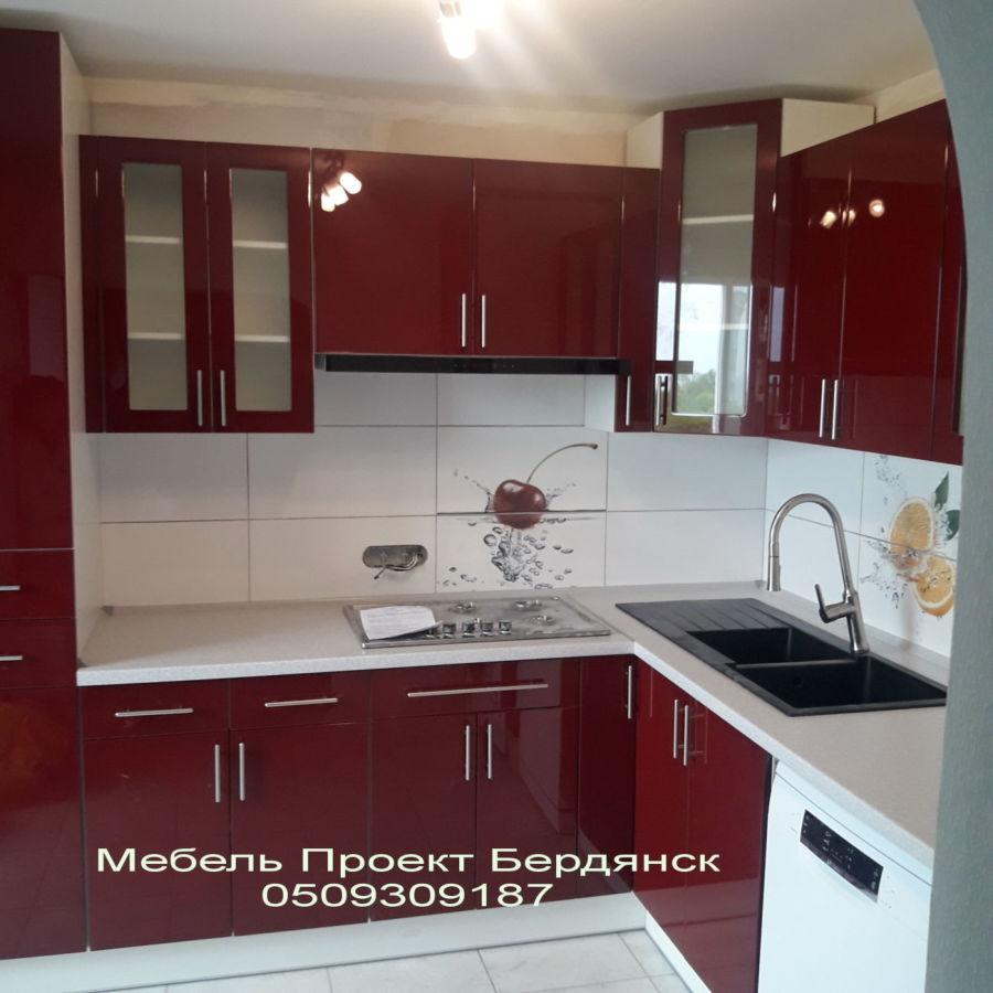 Кухни, шкафы-купе и др мебель под заказ